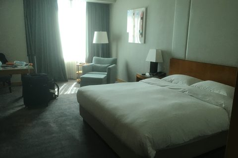 Zimmer 961 im Grand Hyatt Hotel Incheon.